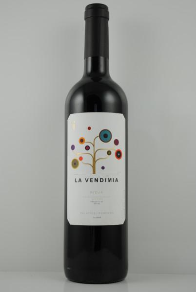 2018 Rioja LA VENDIMIA, Palacios Remondo